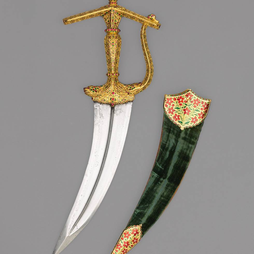 Dagger, India, early 17th century.jpeg