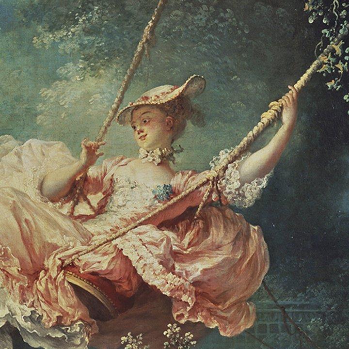 Les Hasards Heureux De Lescarpolette The Swing The Wallace