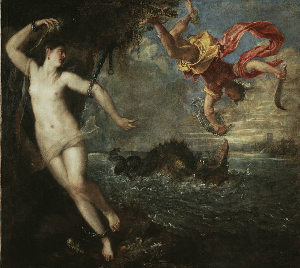 Perseus and Andromeda, Titian, probably 1554 - 1556 (c) Wallace Collection.jpg