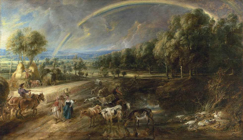 The Rainbow Landscape, Peter Paul Rubens, c1636 (c) Wallace Collection.jpg