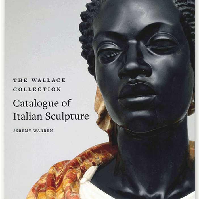 The Wallace Collection Catalogue of Italian Sculpture Volumes II Book Cover.jpg
