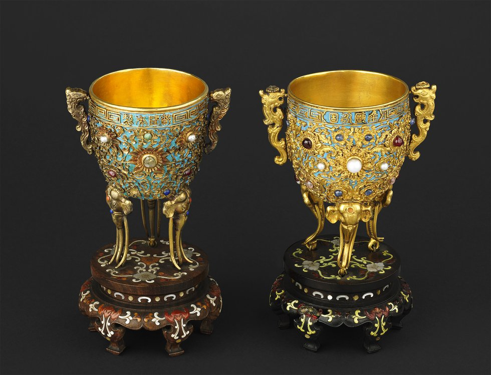 W112, W113, Imperial Wine Cups