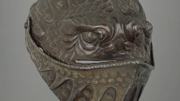 Beasts and Heroes: Masked Visors in the Wallace Collection