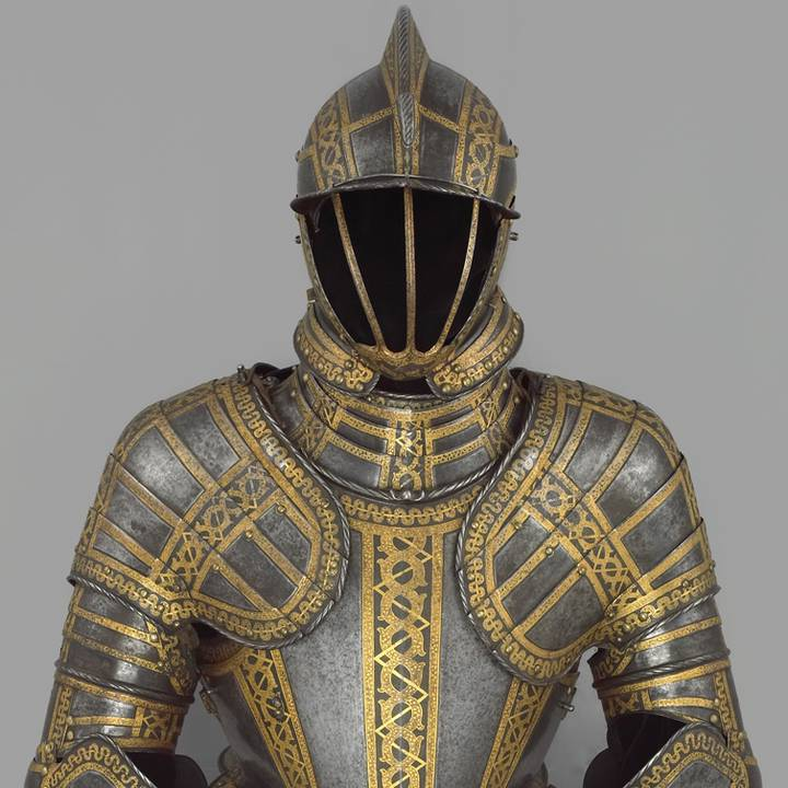 Brief Encounter: Lord Buckhurst's Armour