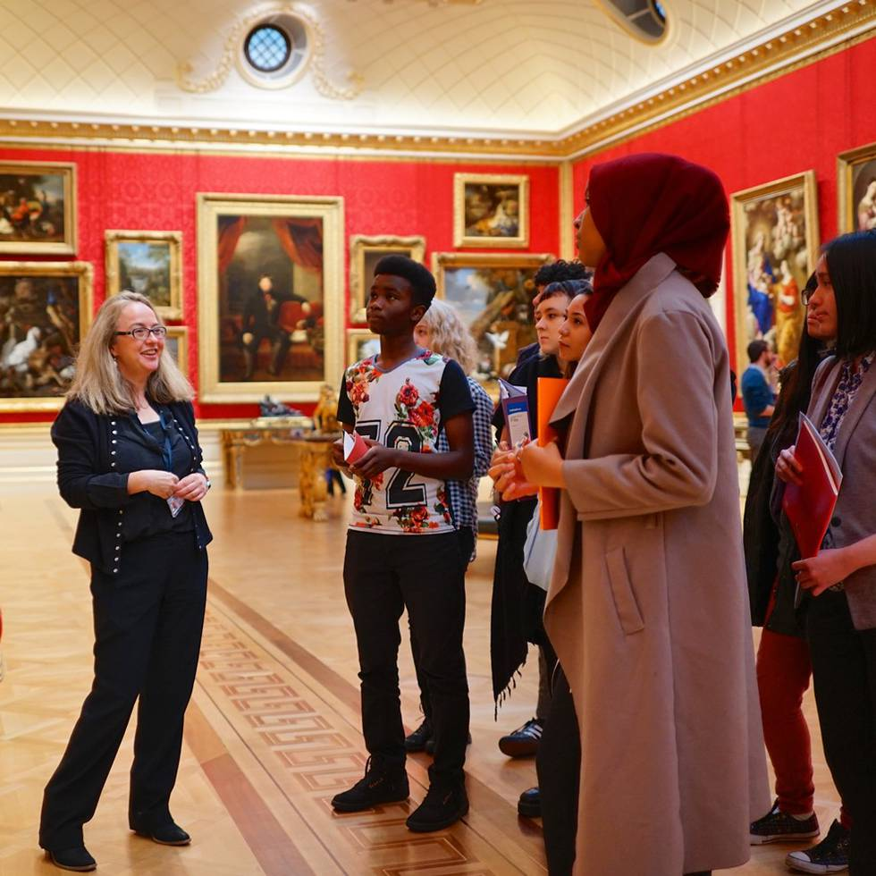 Art History for Everyone: Free Art History EPQ and A Level course for state school students