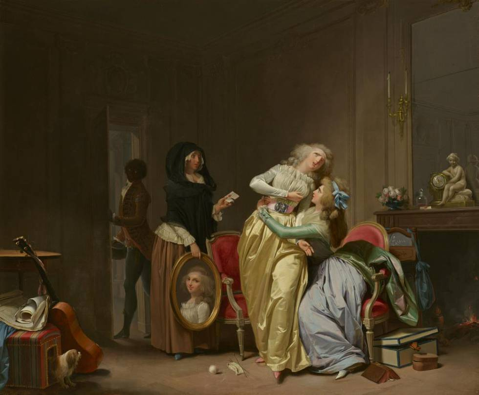 SPECIAL DISPLAY - Spotlight on Boilly