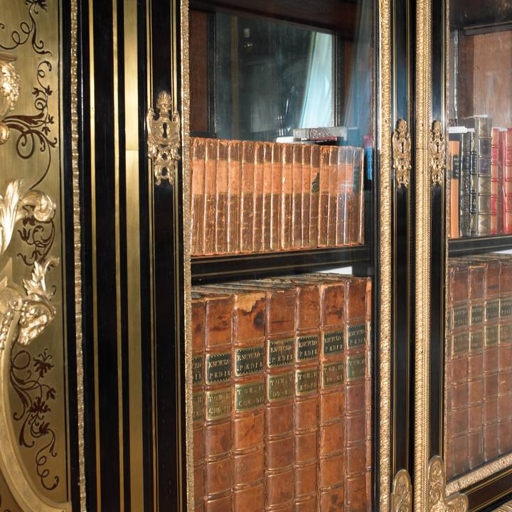 Conserving our rare books, from wrecked to restored