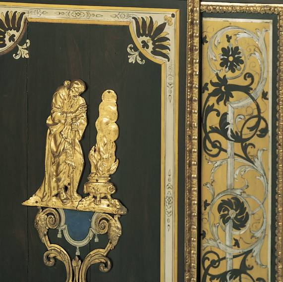 Brief Encounter: A pair of cabinets by Adam Weisweiler, c. 1785