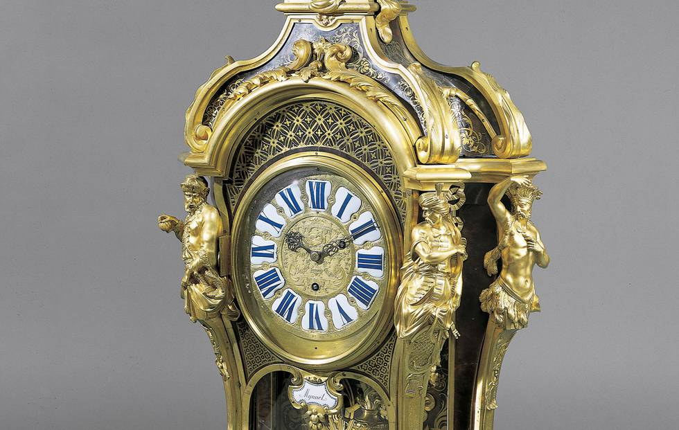 Brief Encounter: Boulle's Magnificent Four Continents Clock