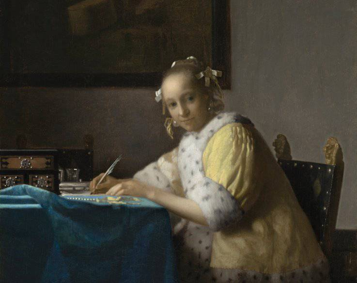 Exploring the Physical and Psychological Realities in Vermeer's Genre Paintings