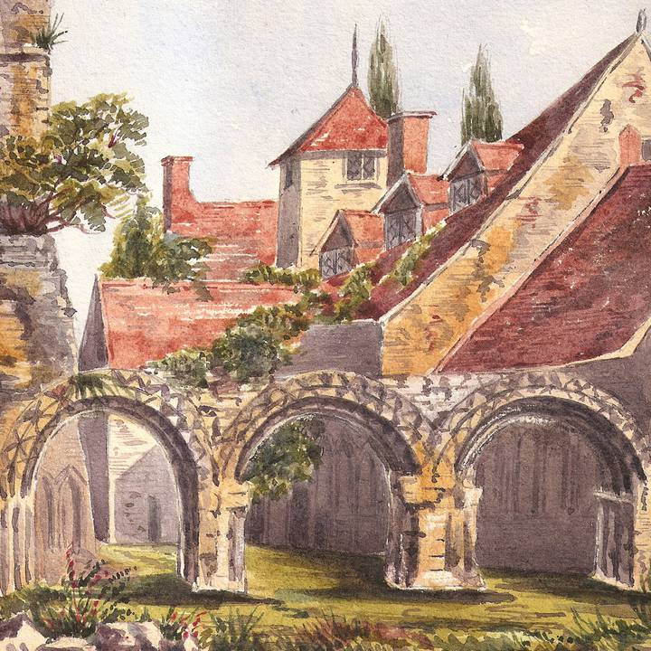 Spring in a Shropshire Abbey: Lady Catherine Milnes Gaskell, a woman of influence