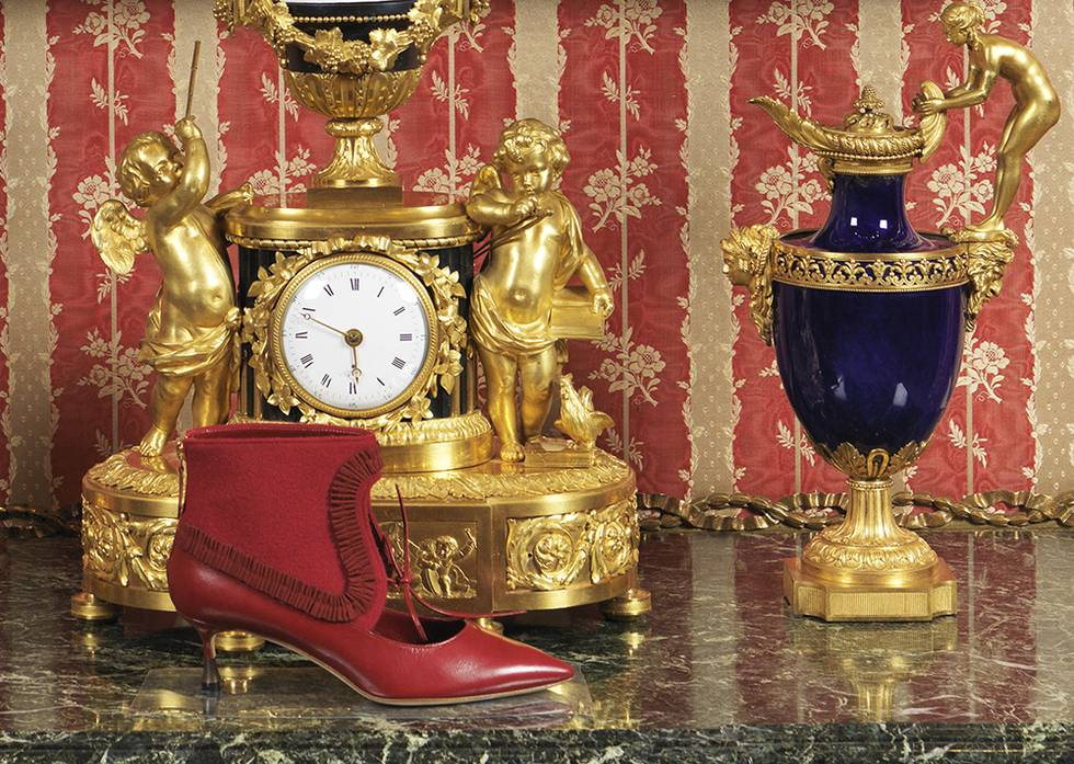 Manolo Blahnik Talk Series: The Collector