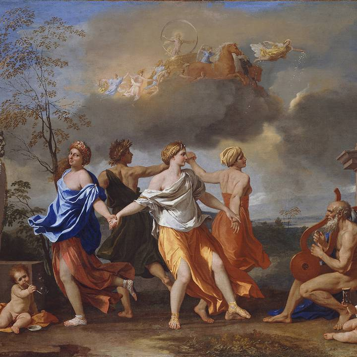 Brief Encounter: Nicolas Poussin A Dance to the Music of Time