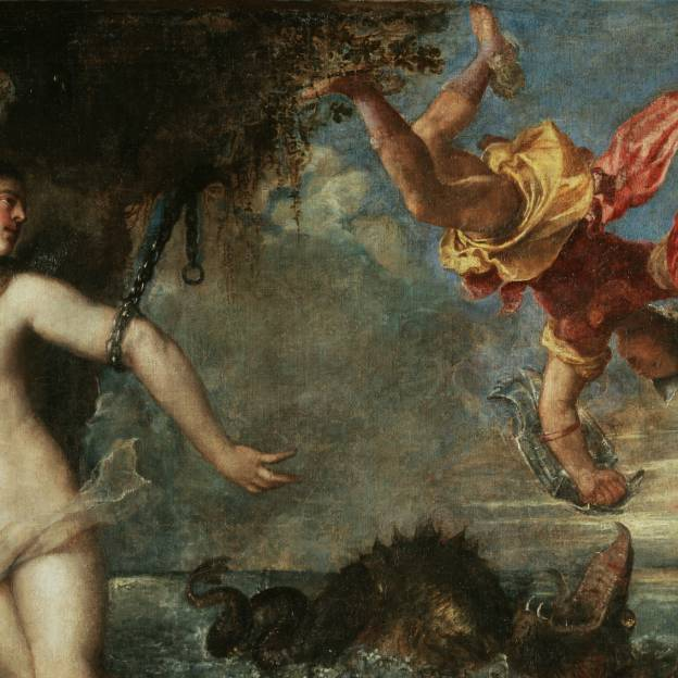 Brief Encounter: Titian's Perseus and Andromeda