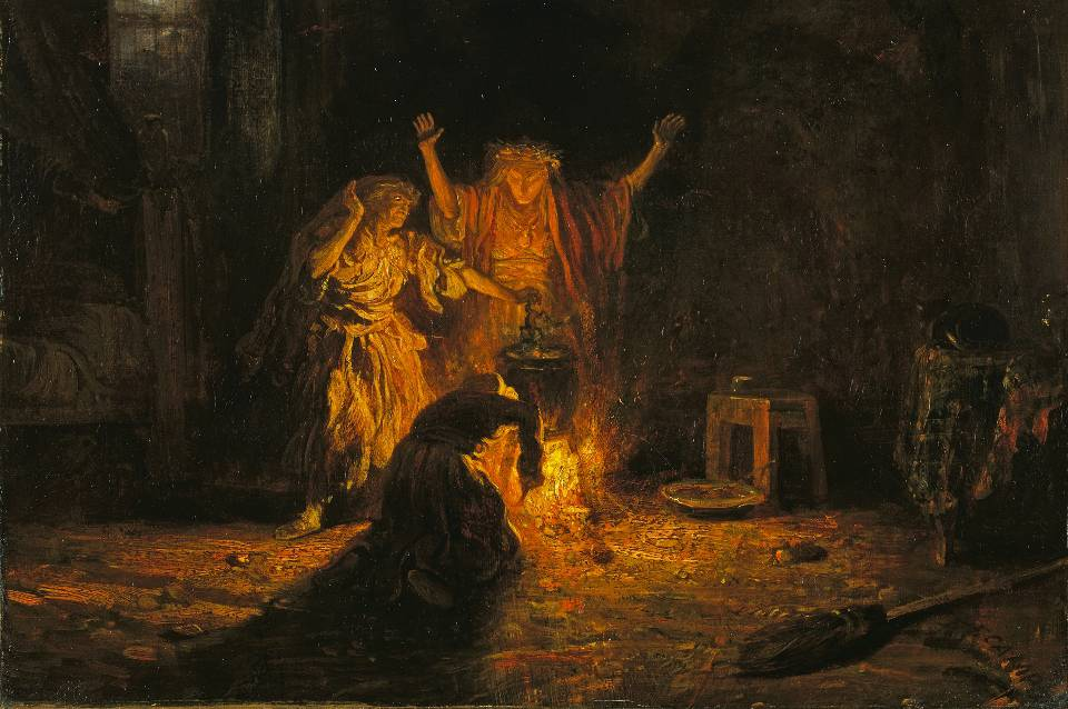 the roles of witches in william shakespeares 2206 words - 9 pages the role of witches in william shakespeare's macbeth in macbeth the witches make a huge contribution to the play and the way it comes across to an audience the witches portray many themes in macbeth, such as the theme of fate.