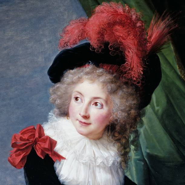 Treasure of the Month: Élisabeth-Louise Vigée Le Brun Madame Perregaux