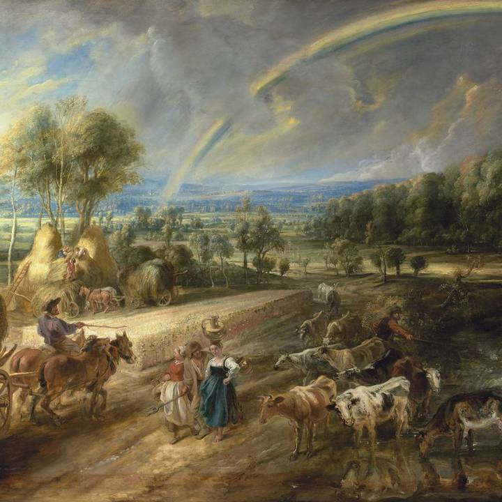 Conference: Rubens's Great Landscapes