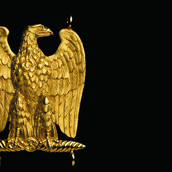 Recent Discoveries: A Golden Eagle, the Légion d'honneur and Jérôme Bonaparte's Crown of Westphalia